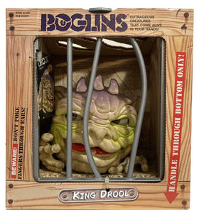 [Pre-Order] Boglins - King Drool Hand Puppet