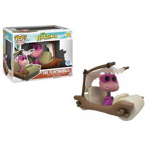 The Flintstones Funko Pop! The Flintmobile with Dino [Import]