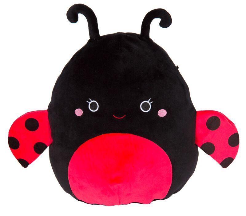 SQUISHMALLOWS - Trudy the Ladybird