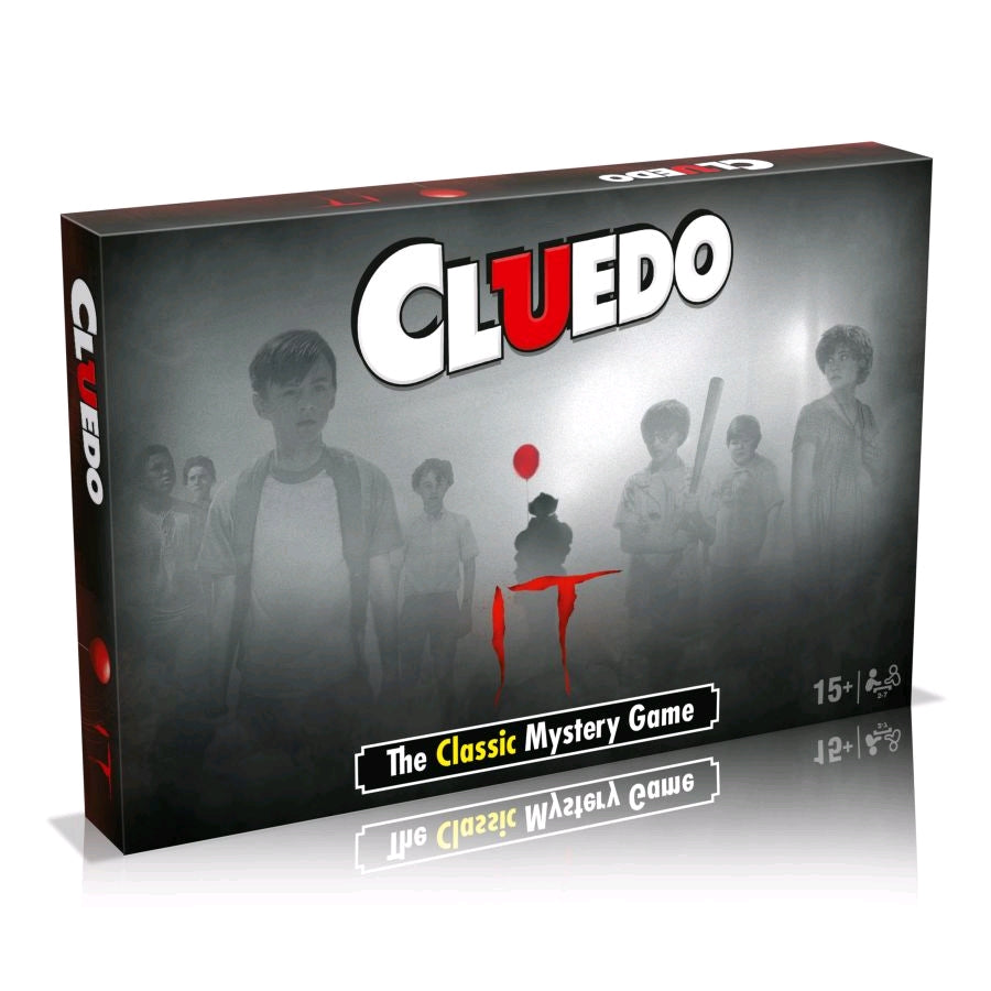 Cluedo - It Edition