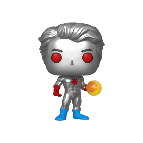 DC Comics – Captain Atom WonderCon 2020 US Exclusive Pop! Vinyl [RS]
