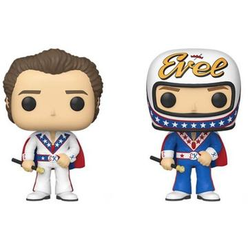 FUNKO POP! ICONS EVEL KNIEVEL Chase Bundle
