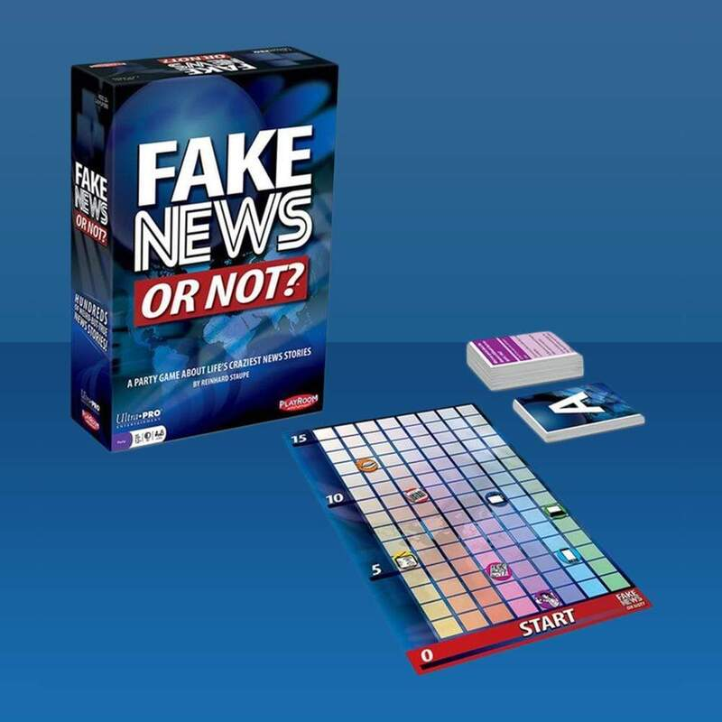 Fake News or Not? Board Game