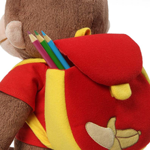 Load image into Gallery viewer, CURIOUS GEORGE WITH BACKPACK