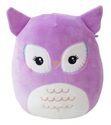 SQUISHMALLOWS - Miranda the Owl