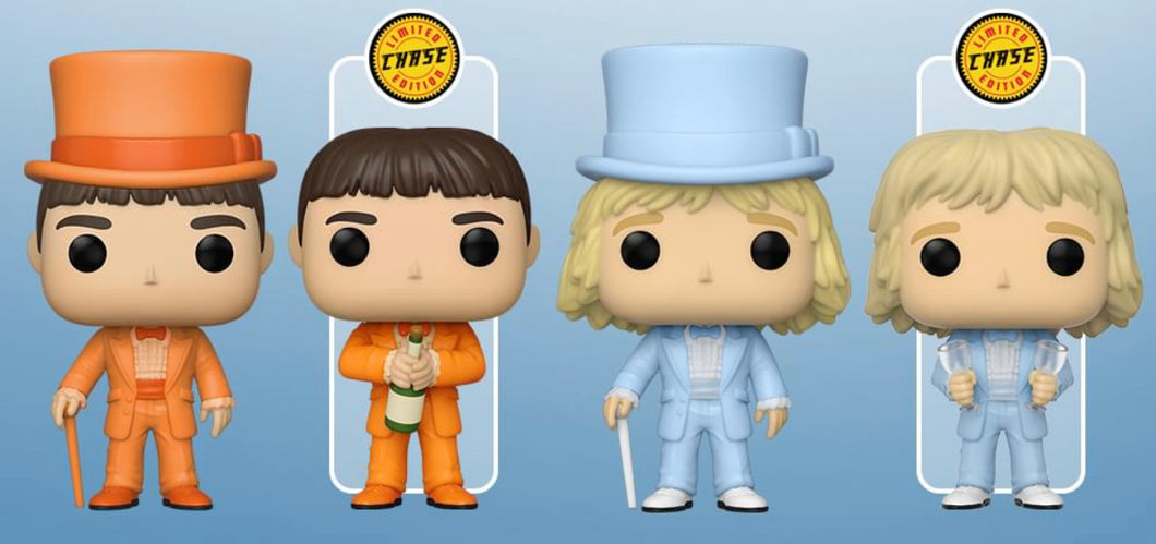 Harry and Lloyd in Tux Chase Bundle!
