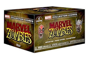Funko Marvel Collector Corps Box : Marvel Zombies