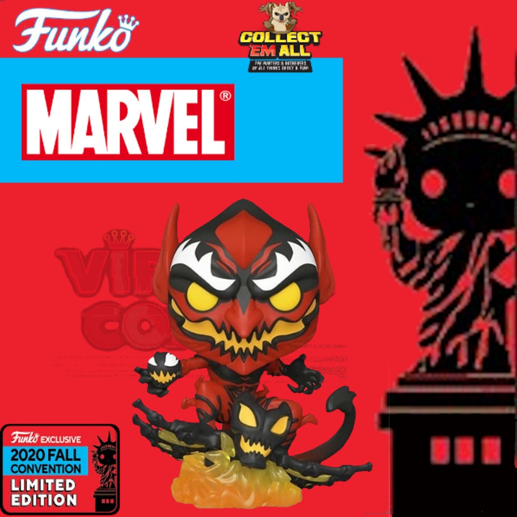 Spider-Man – Red Goblin NYCC 2020 US Exclusive Pop! Vinyl [RS]