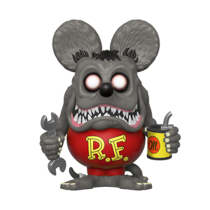 POP! ICONS: RAT FINK (Funko Shop)