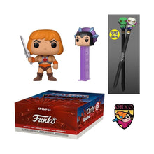 Load image into Gallery viewer, Funko Box: Masters of the Universe Only at GameStop