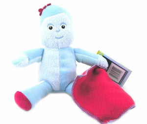 IN THE NIGHT GARDEN MINI SOFT TOY IGGLE PIGGLE