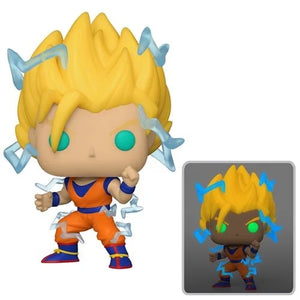 Dragon Ball Z - Goku Super Saiyan 2 Chase and Common Bundle