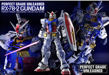 Load image into Gallery viewer, Bandai 5060765 1/60 PG Unleashed RX-78-2 Gundam