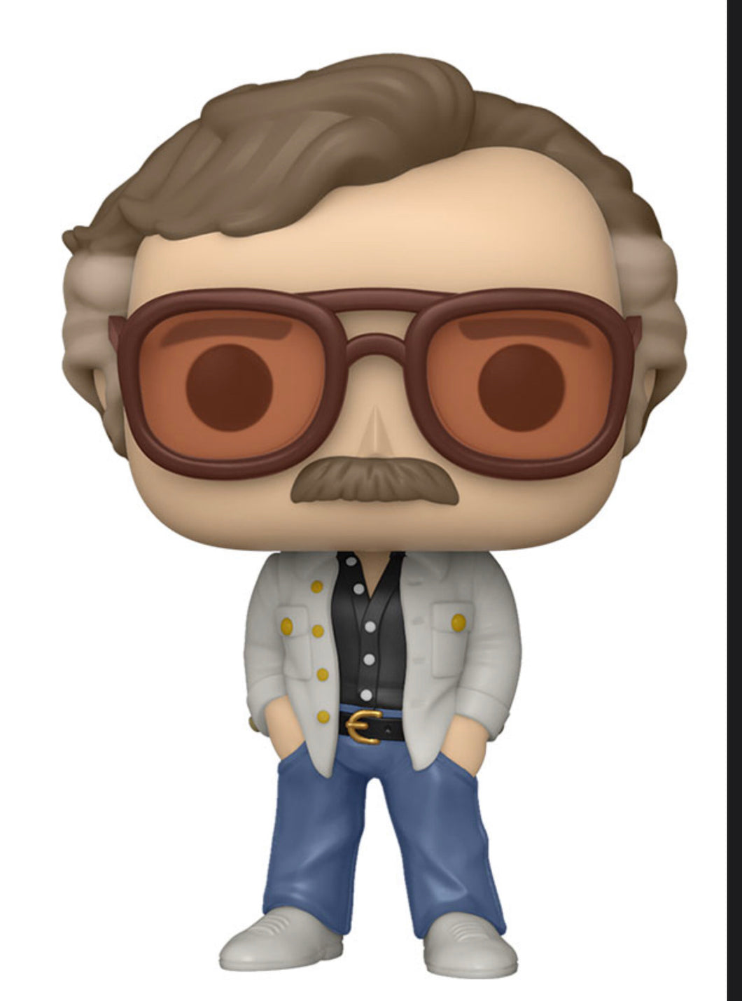 Pop! Marvel: Stan Lee - Avengers Endgame (Funko Shop)