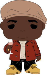 Notorious BIG - Notorious BIG - Big Poppa US Exclusive Pop! Vinyl [RS]