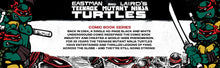 Load image into Gallery viewer, TMNT Teenage Mutant Ninja Turtles Original Comic Book Action Figures Limited Edition Bundle Pack