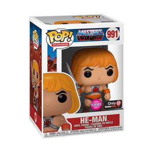 Funko Box: Masters of the Universe Only at GameStop