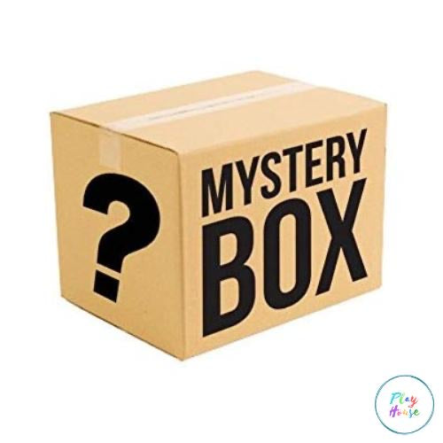 80s/90s THEMED ACTION FIGURES MYSTERY BOX