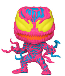 Pop! Marvel: Carnage (Black Light) Funko Shop