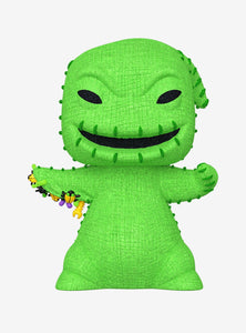 FUNKO DISNEY THE NIGHTMARE BEFORE CHRISTMAS DIAMOND COLLECTION POP! OOGIE BOOGIE VINYL FIGURE (RS)