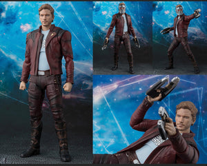 S.H.FIGUARTS Guardian of the Galaxy Star Lord Set
