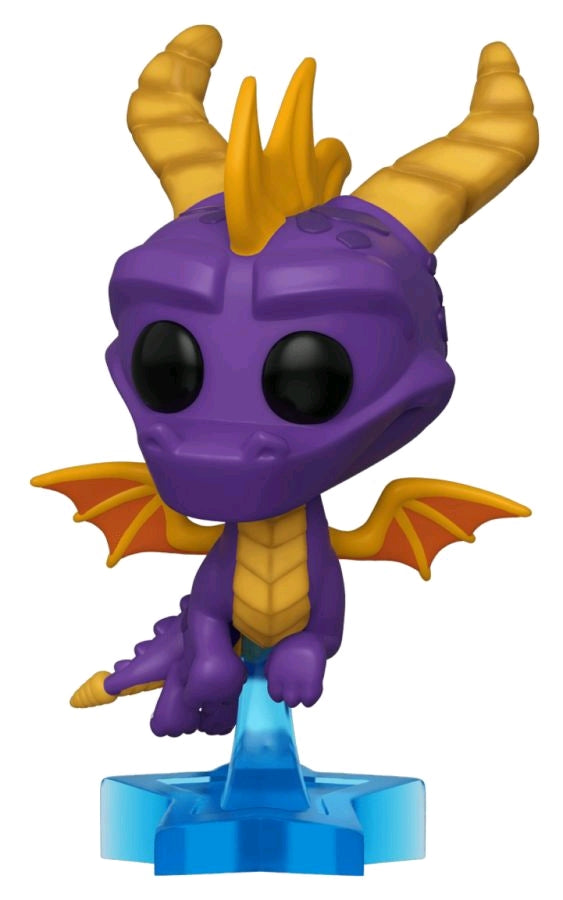 Spyro the Dragon - Spyro Flying Pop! Vinyl