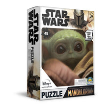 Load image into Gallery viewer, Star Wars: The Mandalorian 48 Piece Jigsaw Puzzle