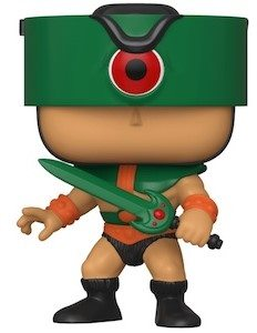 Masters of the Universe – Tri-Klops ECCC 2020 US Exclusive Pop! Vinyl [RS]