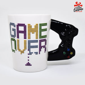 Game Over Joystick Coffee Mug