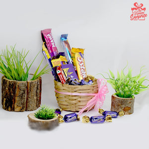 Chocolate Gift Basket Hamper for Someone Special