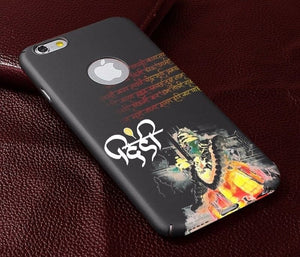 Creative Mobile Back Case Cover with High Quality Print