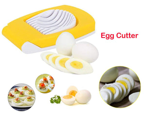 Egg & Fruits Cutter with Stainless Steel Wires
