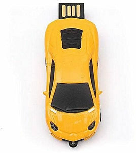 Sports Car Flash 32GB Drive Pen