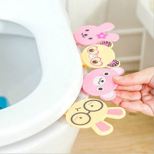 Cartoon Cover Lifter Toilet Seat Handle