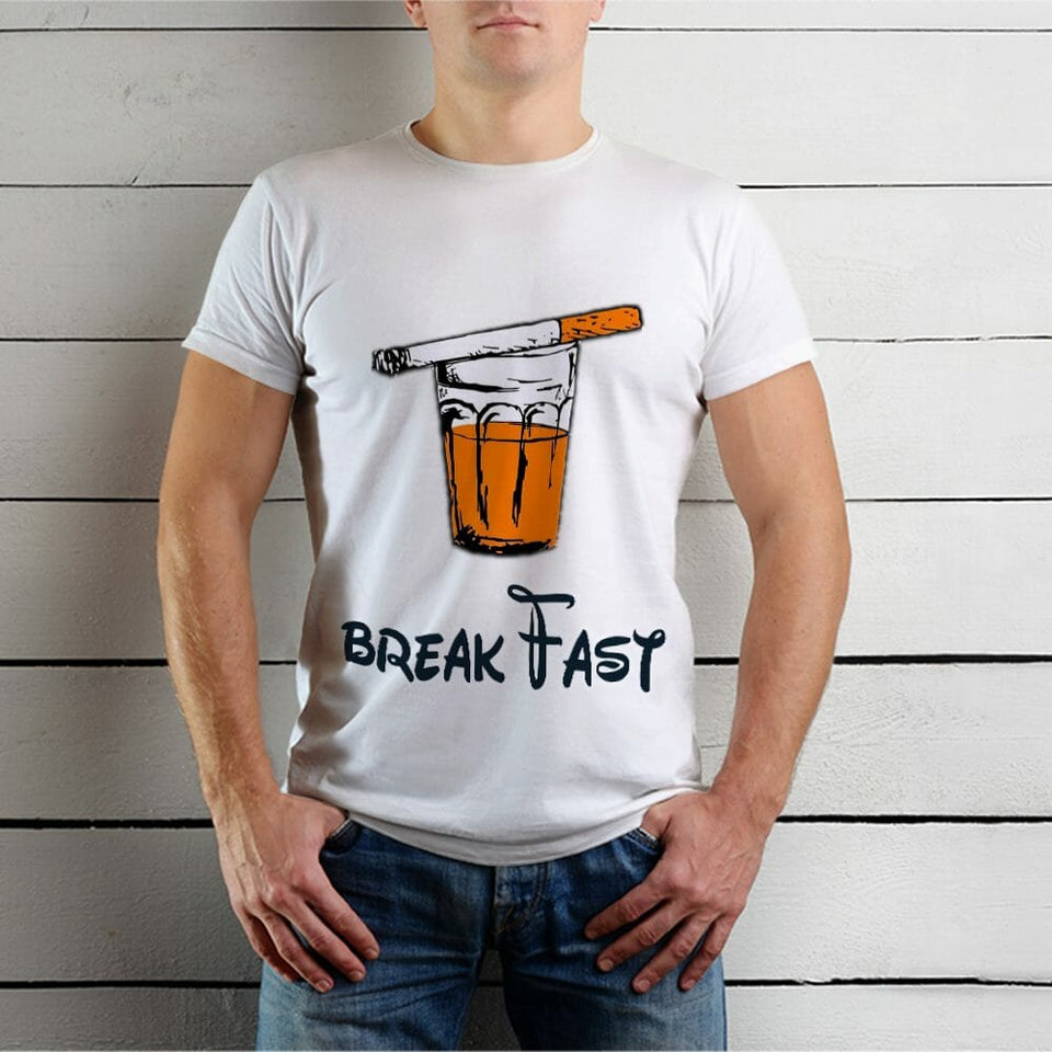 Chai Sutta Trending T-Shirt for Chai Lover