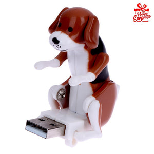 Creative Portable Humping Dog USB - Stress Relieving Gadget