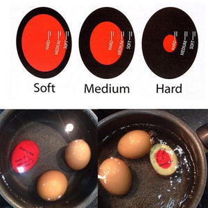 Color Changing Egg Timer Perfect Egg Boil Time