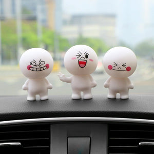 Cute Dashboard Doll