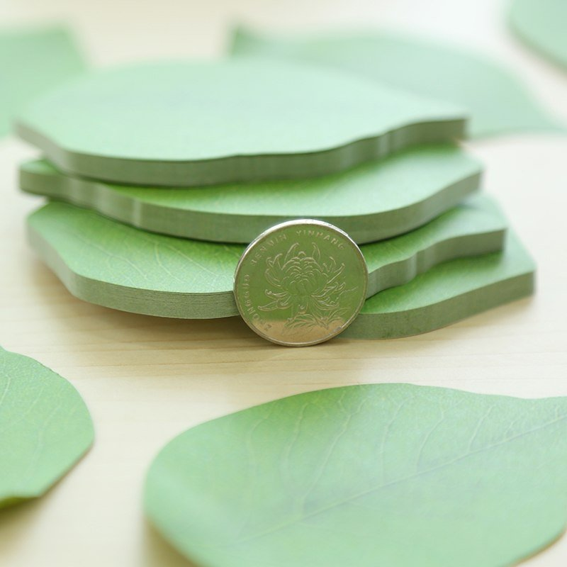 Leaf Note Pad