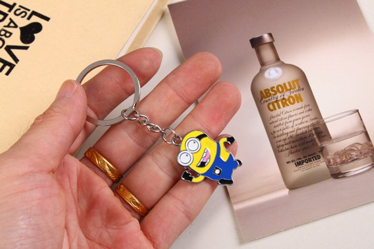 Despicable Minion Key Chain