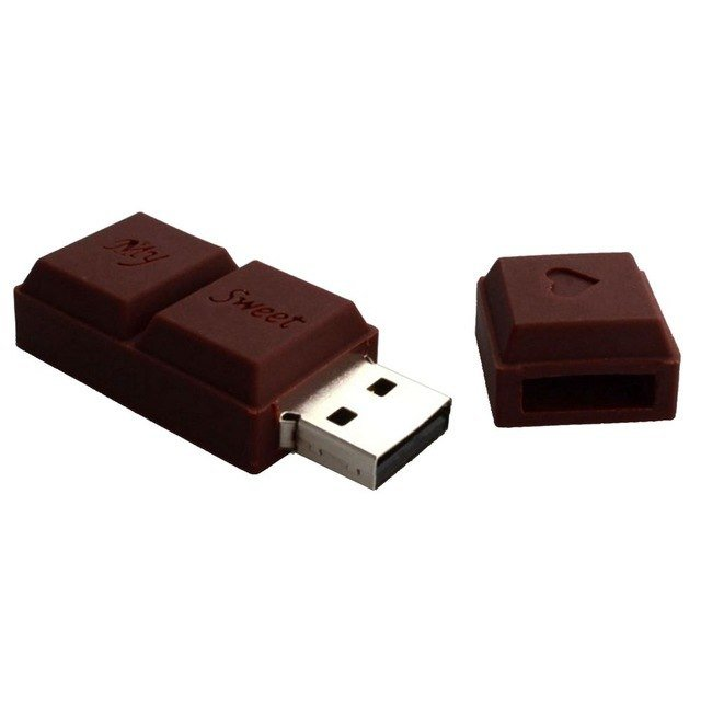 Chocolate USB Pen Drive 64 GB