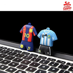 Messi Jersey 32 GB Pen Drive