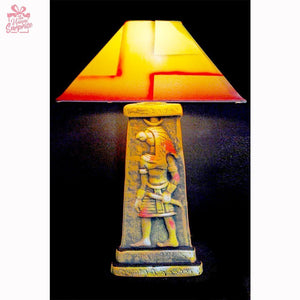 Egyptian King Table Lamp