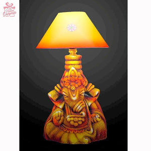 Vighnaharta Ganesha Table Lamp