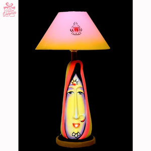 BDesi Lady Terracotta Lamp