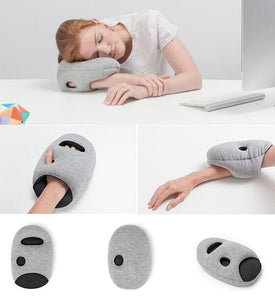 Mini Ostrich Pillow Neck Support Nap Pillow