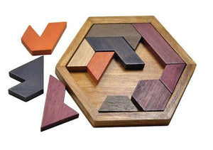 Creative Wooden Puzzle