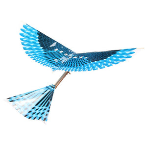 Rubber Band Flying Bird