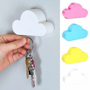 Creative Cloud Shape Magnetic Keychain Holder (FLAT 50% OFF FOR TODAY!)