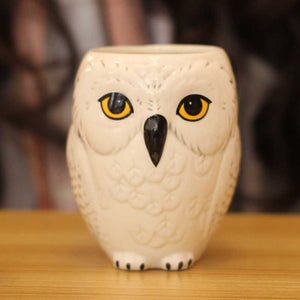 3D Harry Porter Owl Coffee Mug